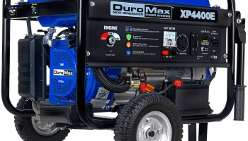 DuroMax XP4400E Review